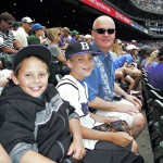 Bridge Builders - Fathers Day at the Rockies